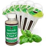 AeroGarden - Kit cápsulas semillas de albahaca pesto, 6 cápsulas