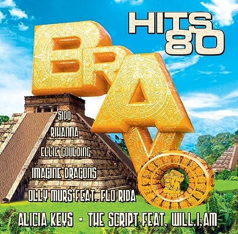 Bravo Hits 80 (Bravo Hits 2013 Tracklist)