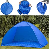 the magic toy shop pop up 2 man beach camping festival fishing garden kids tent sun shelter