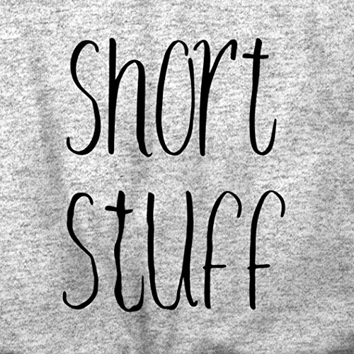 Divertente Sacchetto Di Tote Breve piccole cose Persone Piccolo cute Girly sciocco Slogan White