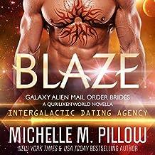 Blaze: A Qurilixen World Novella: Intergalactic Dating Agency: Galaxy Alien Mail Order Brides, Book 3