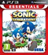 Sonic Generations: Essentials (PS3) by SEGA