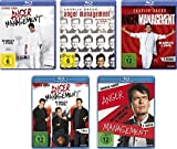 Anger Management Staffel 1-5 [Blu-ray]