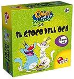 Lisciani Giochi 53995 - Oggy e i Maledetti Scarafaggi, Gioco dell'Oca, Multicolore