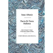 ALBENIZ - Mallorca Op.202 y Puerta de Tierra Op.71 nº 5 para Clarinete o Saxo Tenor y Piano