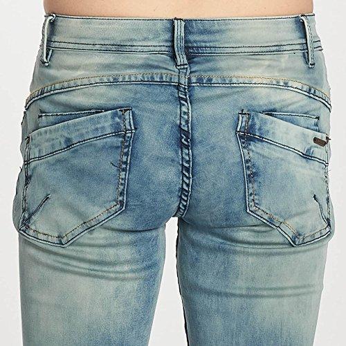 Sublevel Femme Jeans / Jean skinny Destroyed Bleu