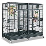 Montana Cages | Das ultimative Papageienheim XXL Arkansas II
