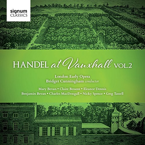 Händel: at Vauxhall Vol.2