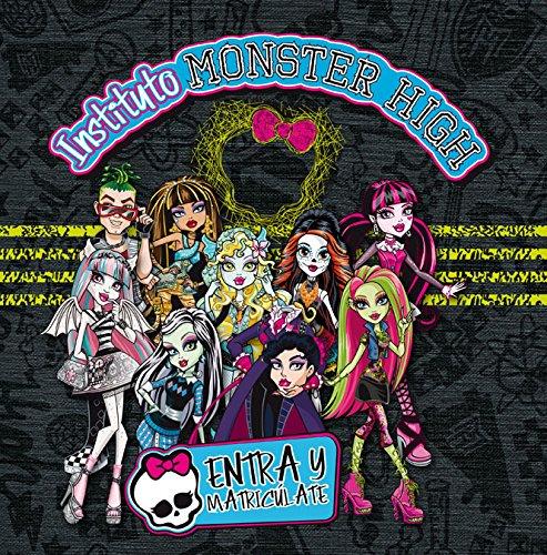 instituto-monster-high-libro-pop-up