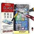 Nokia Lumia 625 Tempéré Verre Cristal Clair LCD Écran Protecteur Gardien & Polissage Tissu + ROUGE 2 DANS 1 Poussière Bouchon SVL1 PAR SHUKAN®, (TEMPÉRÉ VERRE)