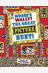 Where's Wally? The Great Picture Hunt Paperback