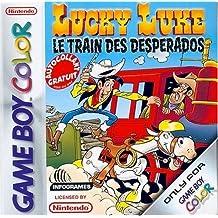 Lucky Luke le train des desperados
