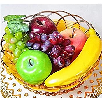4X MIXED BEST ARTIFICIAL GRAPES  FRUIT REALISTIC DECORATIVE FOR BOWL BASKET