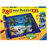 Ravensburger Roll Your Puzzle 17961 Roll-Up Puzzle Mat Size XXL for 1,000 to 3,000-Piece Puzzles