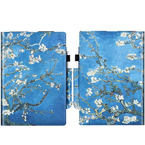 YuanZhu Remarkable Digital Paper 10.3 Case, Book Folio Cover with Pen Pocket for Remarkable Digital Paper Reader Digital Book Cover