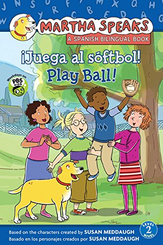 Juega Al Softbol! Martha Speaks: Play Ball! (Bilingual Reader)