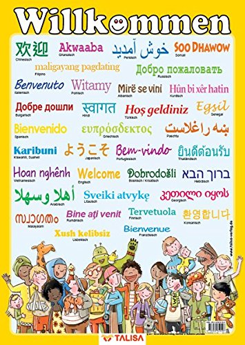Multilinguales LernPOSTER