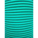 monoflex 8 mm expandertouw 20 m groen rubberen touw dekzeiltouw spantouw Elast. Touw Plane