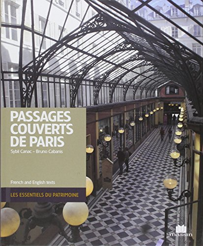 Passages couverts de Paris par Sybil Canac