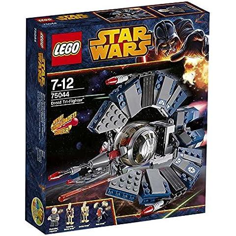 Lego Star Wars Droid Tri-fighter 262pieza(s) - juegos de construcción (14 cm, 20 cm, 13 cm, Película, Any gender, 7 Año(s)) Multi