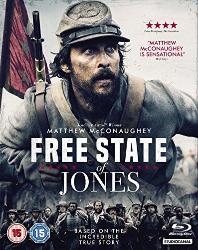 Bild von Free State of Jones [Blu-ray] [2016] UK-Import, Sprache-Englisch