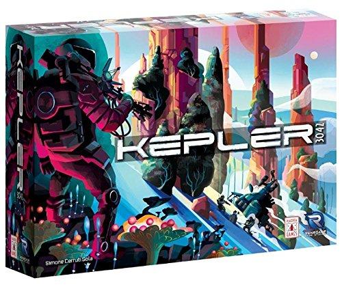 Renegade Game Studios RGS00584 - Kepler - 3042