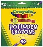 Crayola Colored Pencils 50/Pkg Long 68-4050