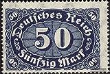 Prophila Collection Deutsches Reich 246 1922 Ziffern Ergänzungs-Werte (Briefmarken für Sammler)