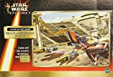Star Wars Episode I Mos Espa Podrace Puzzle Glow in the Dark 200 Pieces by Hasbro