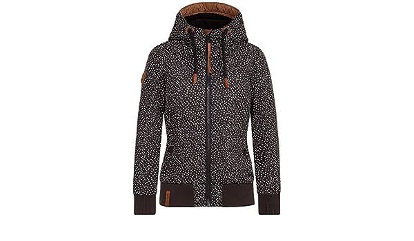 Jacket Women Naketano Die Sportive Muschi Jacket: Amazon.co