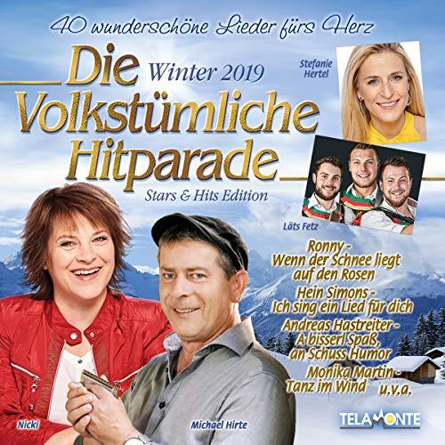 Die Volkstümliche Hitparade Winter 2019