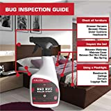Karlsten Bed Bug Killer Spray/Treatment Fast Acting Elimination Of Irritating Bed Bugs Kills On Contact, Formulated To kill Bed Bugs In A Fast & Effective Way 500 ML. White Or Black Trigger included