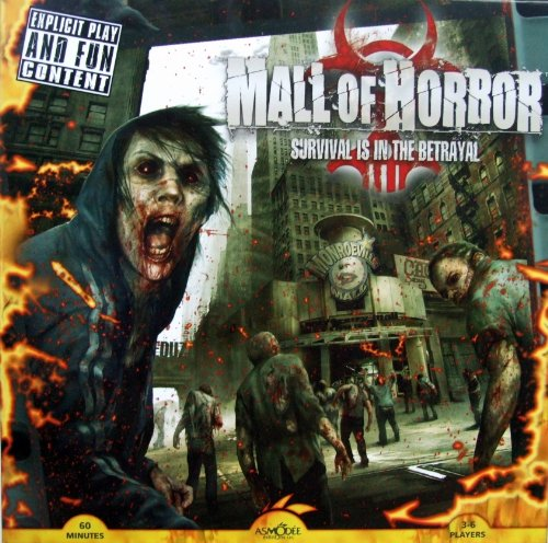 Mall of Horror: Survival Is in the Betrayal