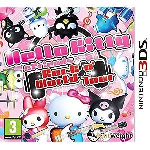 3Ds Hello Kitty & Friends : Rockin' World Tour (Eu)