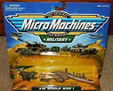 Micro Machines World War I #19 Military Collection by Galoob MicroMachines