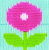 Vervaco de Flores Kit de Punto
