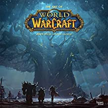 The Art of World of Warcraft 2019 Calendar