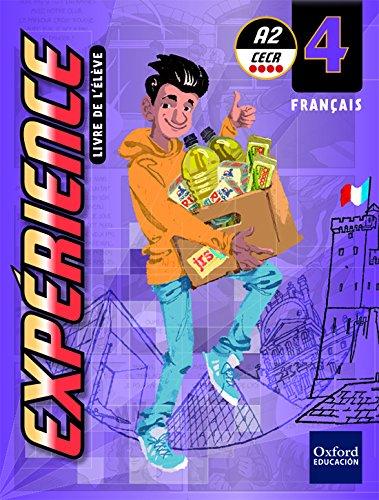 Expérience 4 Pack Livre de l'élève + Comic
