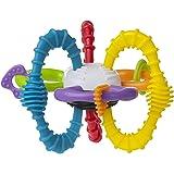 Playgro Bend & Twist Ball, vanaf 6 maanden, gesorteerde kleuren, BPA-vrij, kleurrijk, 40186