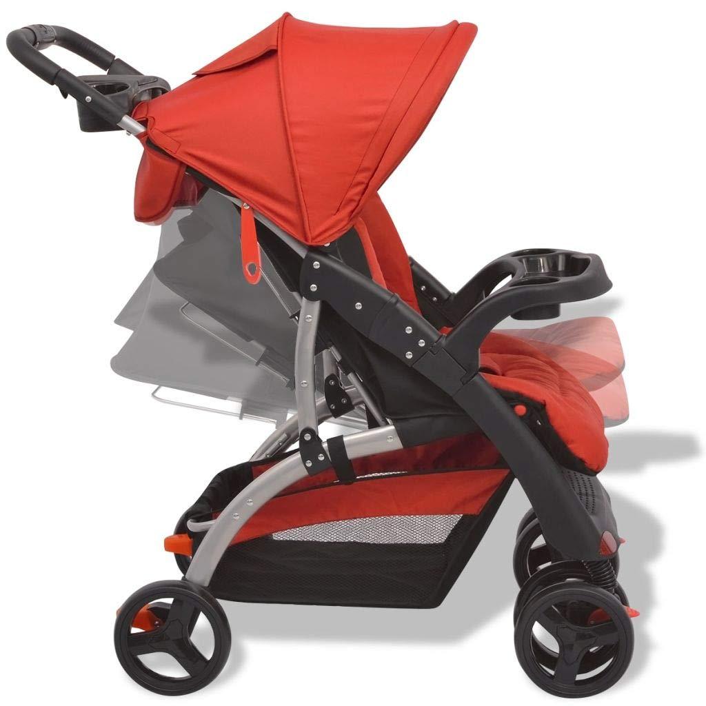 Festnight Baby Stroller Baby Pushchair Lightweight Foldable Baby Infant Travel Pushchair Baby Buggy Pram For Newborn Toddler For Children From