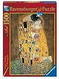 Ravensburger 16290 Puzzle Klimt: Il Bacio, 1500 pezzi