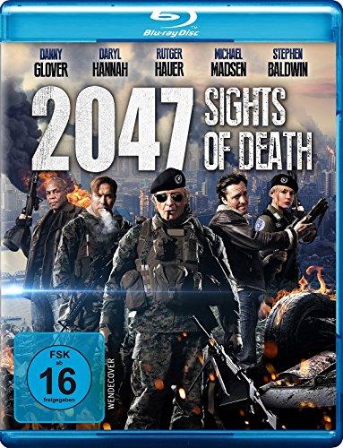 2047 - Sights of Death (Blu-ray)