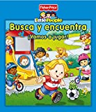Busca Y Encuentra. ¡Vamos A Jugar! (FISHER PRICE. LITTLE PEOPLE)