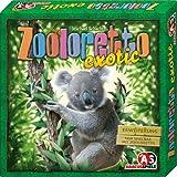 ABACUSSPIELE 04092 - Zooloretto exotic. 2. Erweiterung