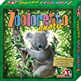 Abacus Spiele ABACUSSPIELE 04092 - Zooloretto exotic. 2. Erweiterung