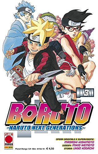Boruto. Naruto next generations