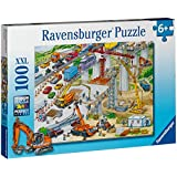 Ravensburger 10896 - Riesige Baustelle - 100 Teile XXL Puzzle