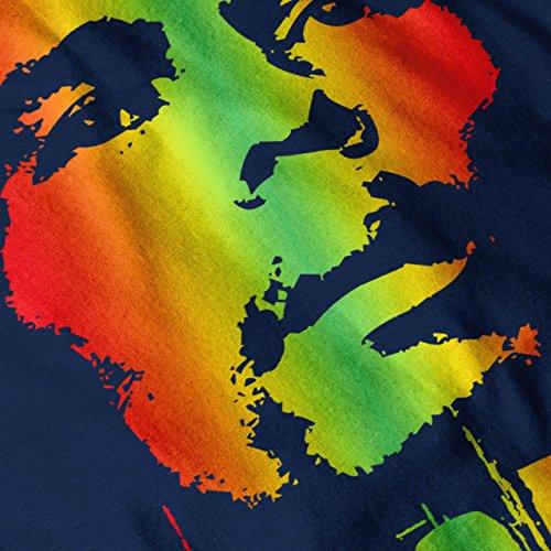 420 Pot Rasta Bob Marley Musik König Damen S-2XL Muskelshirt | Wellcoda Marine