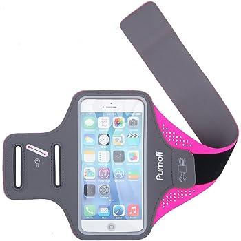 100% True 5.5inch Sports Running Jogging Gym Armband Arm Band Holder Bag For Mobile Phones Relojes Y Joyas