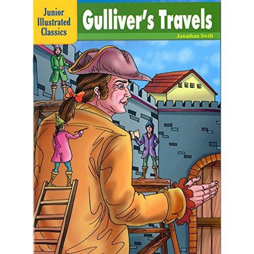 Junior Illustrated Classics Gulliver's Travels Junior
